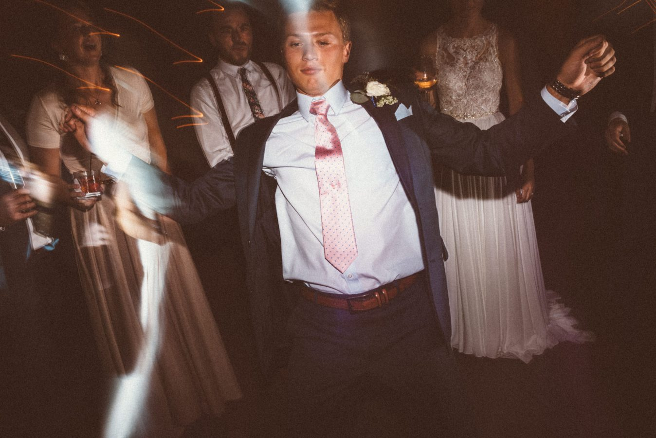 Peoria central Illinois wedding film photography by Kristen Kaiser