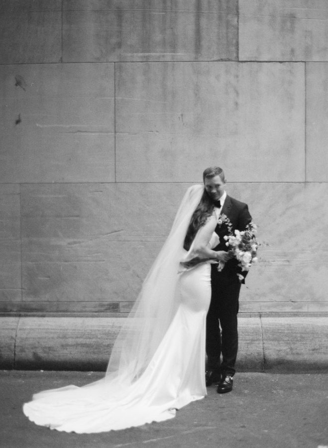 Best Chicago Wedding Photography on Film by Kristen Kaiser kristenkaiser.com