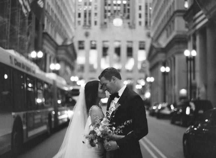 Best Chicago Wedding Photography on Film by Kristen Kaiser kristenkaiser.com